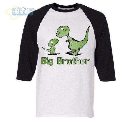 Mẫu áo đồng phục lớp raglan - Big Brother