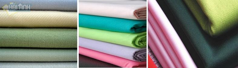 Chất liệu vải là yếu tố đầu tiên bạn cần phải quan tâm trước khi đặt áo thunđồng phục
