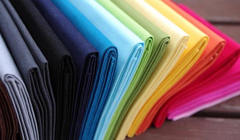 Các loại vải may đồng phục áo thun trên thị trường