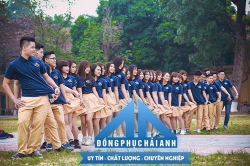 Nhu cầu in áo thun đồng phục của học sinh ngày càng tăng cao